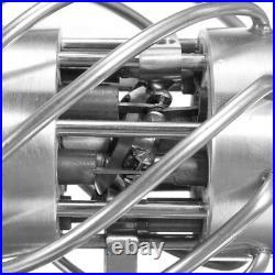 16 Cylinder Hot Air Stirling Engine Motor Model Creative Steam Power Engine Toy
