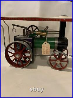 1950s OR 60s Vintage MAMOD STEAM ENGINE TRACTOR With Original Packaging