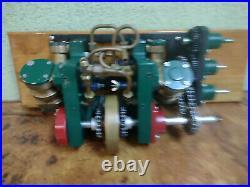 4 Cylinder Compound Steam Engine Oscillating