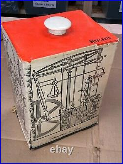 All Original MAMOD Monsanto Promotional Steam Engine with Box & Instructions