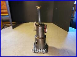 Antique Falk Germany J F Steam Engine Toy