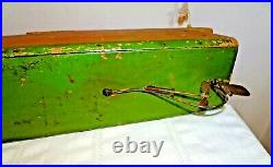 BOWMAN HOBBIES 1920s PEGGY BOAT SHIP STEAM ENGINE POWERED MODEL 30L