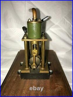 Beautiful Stuart Meteor Steam Engine (Dampfmaschine)