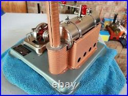 Brand new Jensen steam engine model 75 toy Retails for $240.95