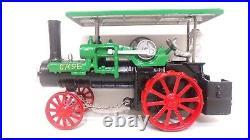 Case Steam Engine Farm Tractor Cast Aluminum Irvins Model Shop Ohio 1/25 Scale