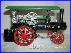 Case Steam Engine, Thresher, & Tender 1/32 Irvin Creston Diecast A26
