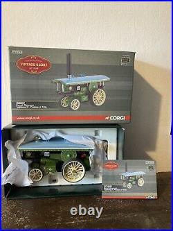 Corgi 1/50 Vintage Glory Burrell Steam Showmans Engine Lightning Prestons Potto