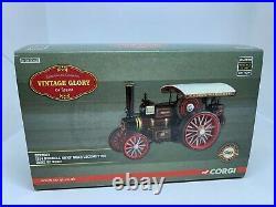 Corgi 150 CC20501 Vintage Glory of Steam Burrell 6nhp Road Locomotive NEW