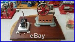 Jensen #85-G is 1 of only 15 built by JENSEN MFG CO Steam Engine Very rare item