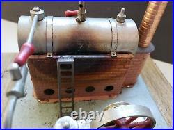 Jensen Dry Fuel Fired Steam Engine, Style 75