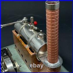 Jensen Model 65 Dry Fuel Engine Steam Engine Made In The USA