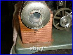 Jenson Model 70 Steam Engine vintage antique