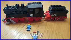 Lego 12V 7750 Dampflok / Steam engine RAR vintage (7727 7730 7760 7755 7735) 2