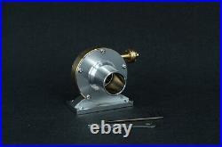 Live Steam Turbine Engine JB-II Model
