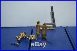 M5 Steam boiler feed pump+M8 live steam engine boiler hand feed pump (2 sets)