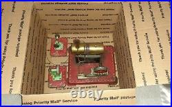 MAMOD, Made in England, Miniature Steam Engine + 2x Accessories, Vintage 1950's