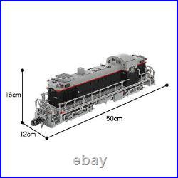 MOC Union Pacific Alco RS-2 (138) UP Steam locomotive Building Blocks Kids Toys
