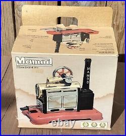 Mamod Steam Engine SP2 In Original Box Made In England Works