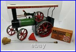 Mamod Steam Traction Engine Tractor T. E. 1a Very Clean & Excellent Condition