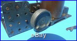 Meccano 1929 Steam Engine