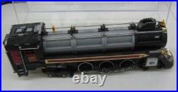 Mega Bloks Probuilder 9778 Steam Express Engine Train Built Up With Display Case