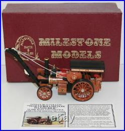 Milestone Models 1/58 Steam Engine Fowler B6 Super Lion Wolverhampton Wanderer