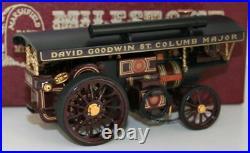 Milestone Models 1/58 White Metal Burrell Showmans Engine The Gladiator