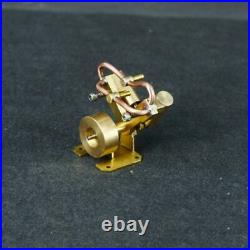 Mini V Double Steam Engine Model Toy