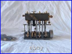Model Boat 3 Cylinder Steam Engine By Martin Baylis