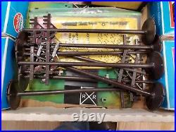 Model Power Train Set Puff A Smoke Steam Engine Railroad Toy Locomotive cars Vin