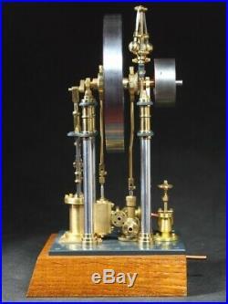 Model column steam engine Donatus premilled material kit
