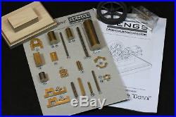 Model steam engine Danni premilled material kit live steam