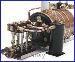 Monahan Live Steam Launch Engine Plant Sparrow