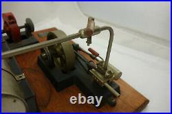 Rare Jensen Toy Steam Engine Boiler #10 1953 First Model Free Standing