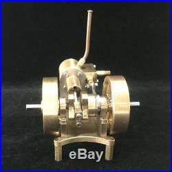 Reversible Running Steam Engine Model Toy Pneumatic Engine Power Generator Motor