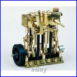 SAITO Steam engine for model ship marine boat T2DR