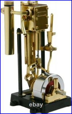 SAITO steam engine for the model ship T1DR-L (Single Long stroke) New from Japan