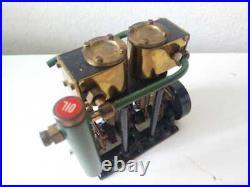 SAITO steam locomotive engine loco
