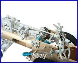 STEM Steam Engine Car Kit