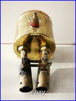 Saito Alcohol Burner For Steam Engine