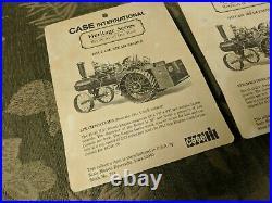 Scale Models Dyersville Case International 1911 Steam Engine Thresher 1/64 761