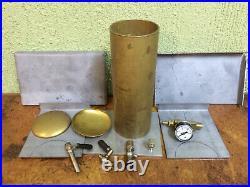 Steam Engine Accessorys Boiler Parts