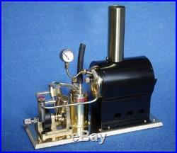 Steam Engine & Boiler Display Stand Model Marine SAITO V2 & OB-1 New from Japan