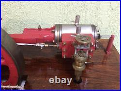 Steam Engine Large Horizontal