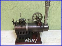 Steam Engine Locomobile Schoenner