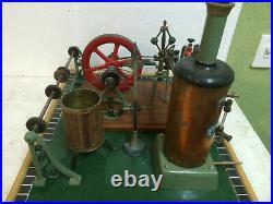 Steam Engine Set up