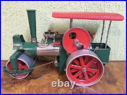 Steam Engine Steam Roller Wilesco