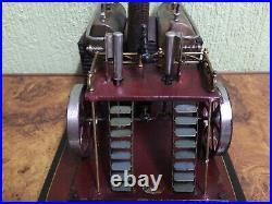Steam Engine Twin Cylinder Doll