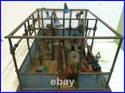 Steam Engine Work Shop