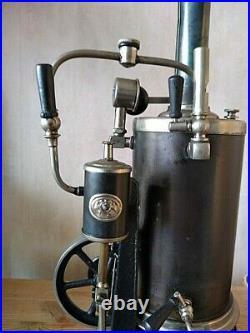 Steam engine Ernst Plank Germany